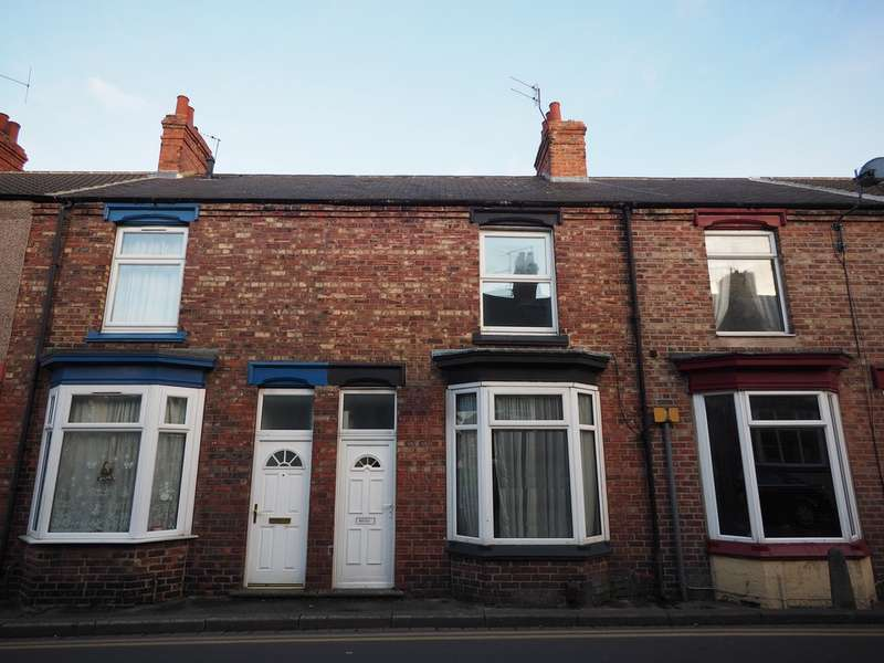 3 Bedrooms Terraced House for rent in Allison Street, Guisborough TS14
