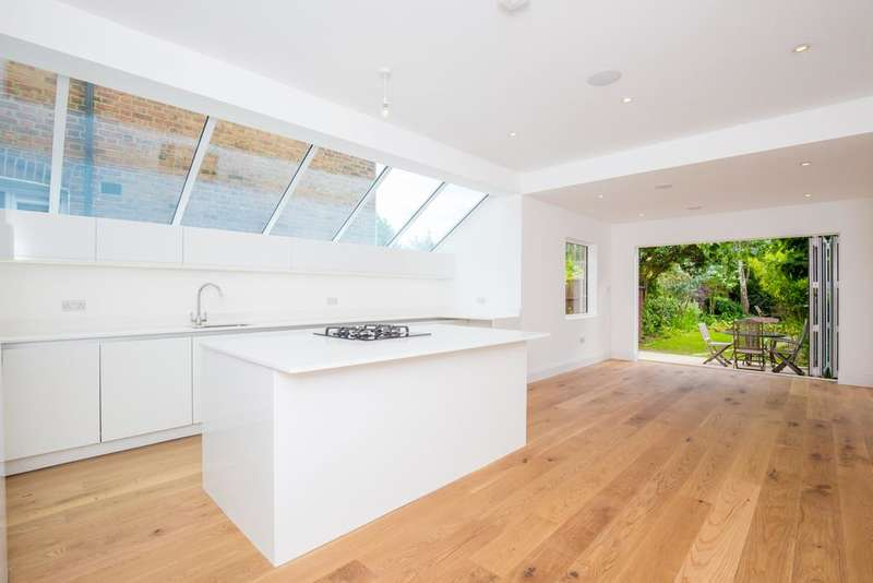 4 Bedrooms House for sale in Ivy Road, Cricklewood