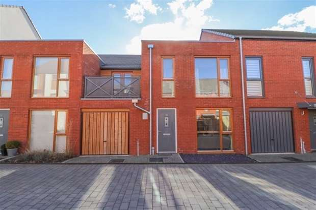 3 Bedrooms Terraced House for sale in Oberon Grove