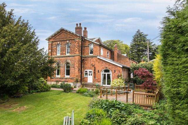5 Bedrooms Detached House for sale in Canwell Drive, Canwell Drive, Canwell