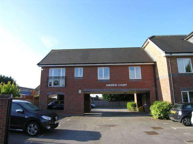2 Bedrooms Apartment Flat for sale in Andrew Court, Great Barr