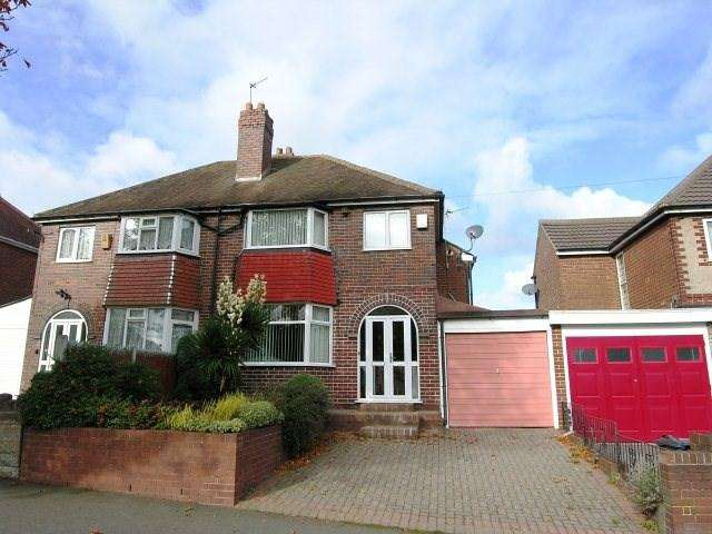 3 Bedrooms Semi Detached House for sale in Kingstanding Road, Kingstanding