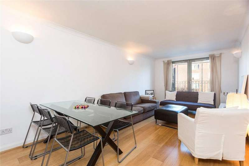 1 Bedroom Flat for sale in Tower Court, Canonbury Street, Islington, London