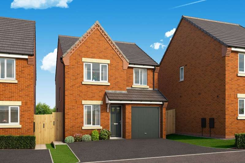 4 Bedrooms Detached House for sale in Harwood Lane, Great Harwood, Blackburn, BB6