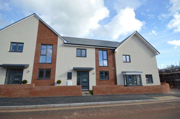 3 Bedrooms Terraced House for sale in Expression, Pinhoe Road, Exeter, Devon