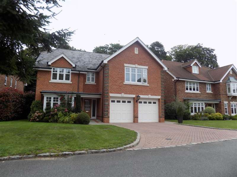 5 Bedrooms Detached House for sale in Chapel Pines, Camberley