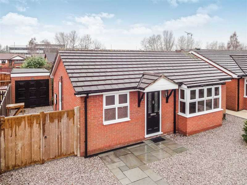 2 Bedrooms Bungalow for sale in Elvington Road, Lincoln