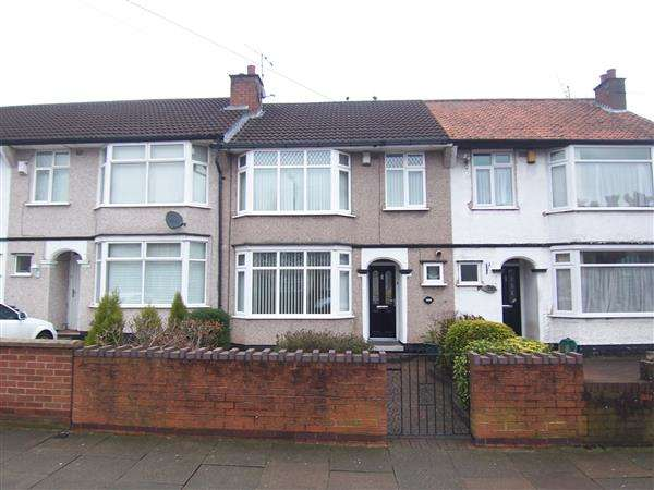 3 Bedrooms Terraced House for sale in Barker Butts Lane, Coventry