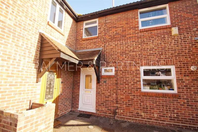 3 Bedrooms End Of Terrace House for sale in Garrod Court, Holt Drive, Colchester