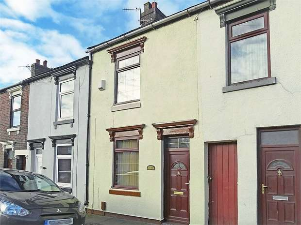 2 Bedrooms Terraced House for sale in Leek Road, Stoke-on-Trent, Staffordshire