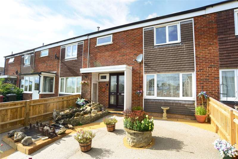 3 Bedrooms Terraced House for sale in Valentines Lea, Northchapel, Petworth, West Sussex, GU28
