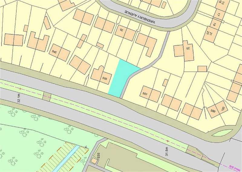 Land Commercial for sale in Princess Road, Withington, Manchester