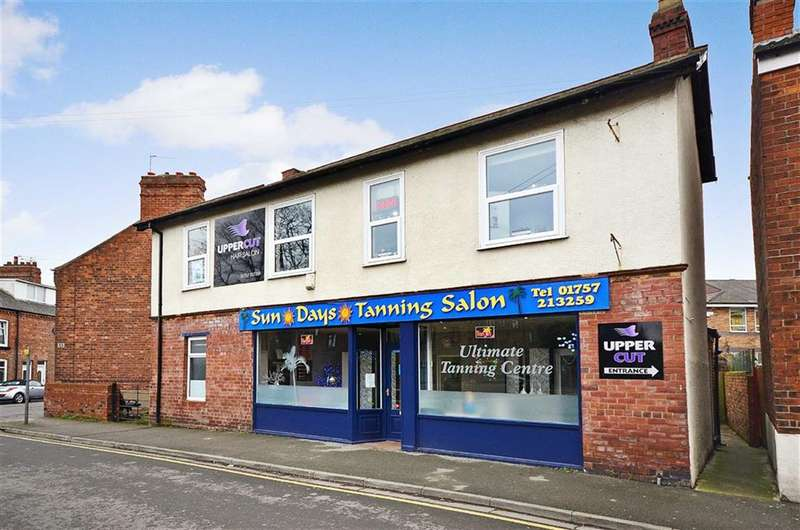 Property for sale in Ebor Street, Selby, YO8