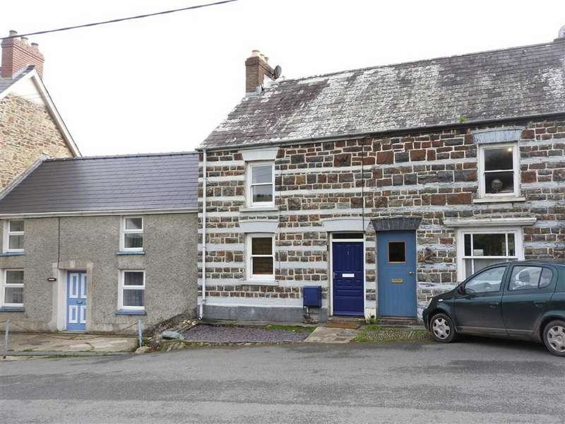 2 Bedrooms Cottage House for sale in Graig Terrace, ST DOGMAELS
