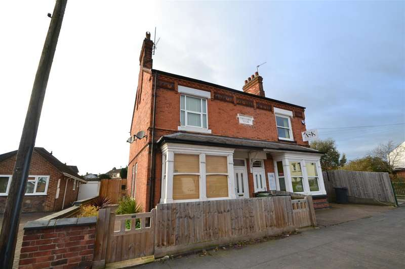 2 Bedrooms Flat for sale in Rothley Road, Mountsorrel, Loughborough
