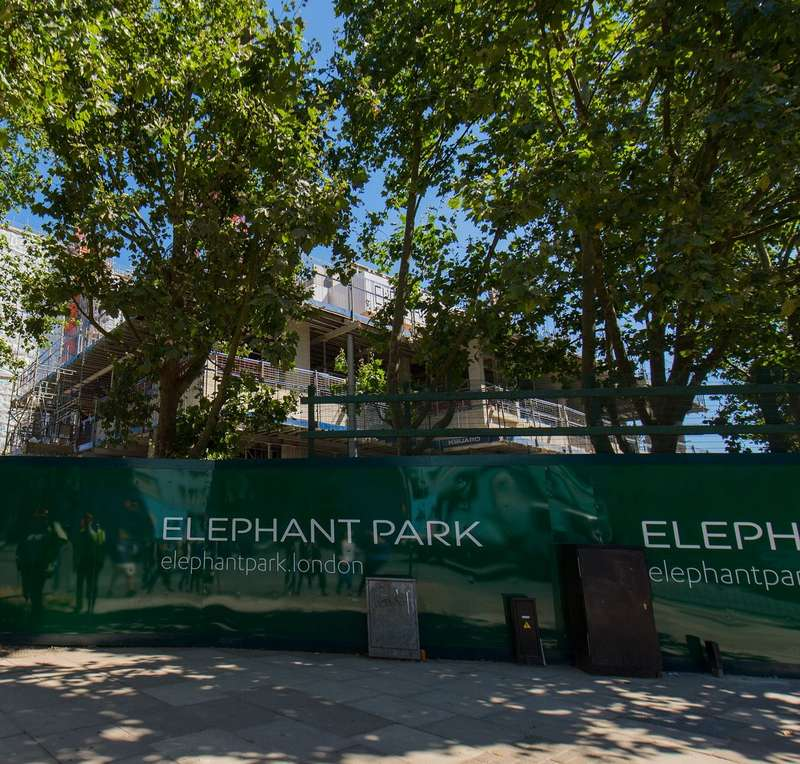 2 Bedrooms Apartment Flat for sale in The Highwood, Elephant Park, Elephant And Castle, London, SE1