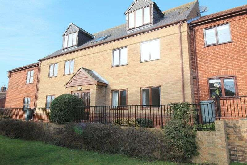 2 Bedrooms Property for sale in Tanyard Court, Woodbridge, IP12 4JE