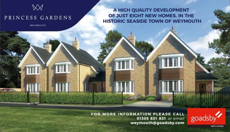 3 Bedrooms Semi Detached House for sale in Weymouth