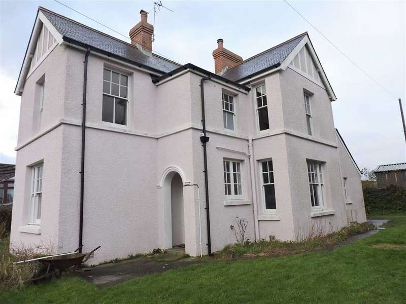 3 Bedrooms Detached House for sale in Templeton, Narberth, Pembrokeshire