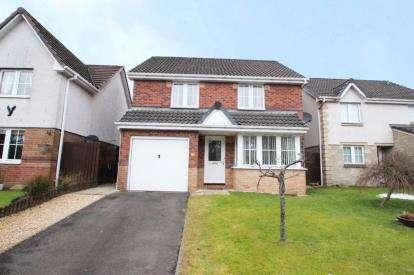 3 Bedrooms Detached House for sale in Buchanan Crescent, Livingston