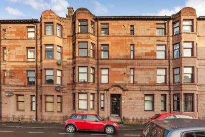 1 Bedroom Flat for sale in Tulloch Street, Glasgow, Lanarkshire