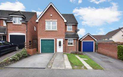 3 Bedrooms Detached House for sale in Eastgate, Sheffield, South Yorkshire