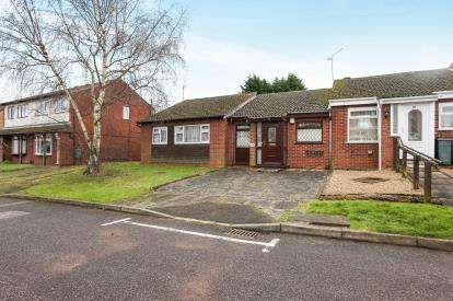 2 Bedrooms Bungalow for sale in Rushmoor Road, Chapelfields, Coventry, West Midlands