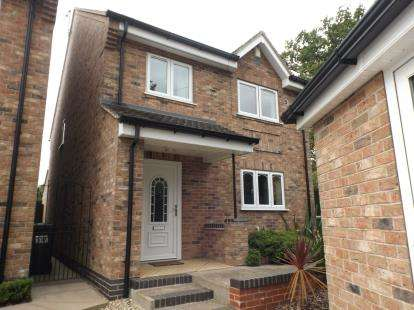 5 Bedrooms Detached House for sale in Leicester Road, Fleckney, Leicester, Leicestershire