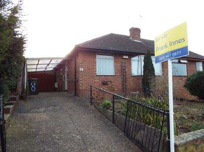 2 Bedrooms Bungalow for sale in Shirley Drive, Arnold, Nottingham