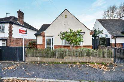 3 Bedrooms Bungalow for sale in Paulsons Drive, Mansfield, Nottinghamshire