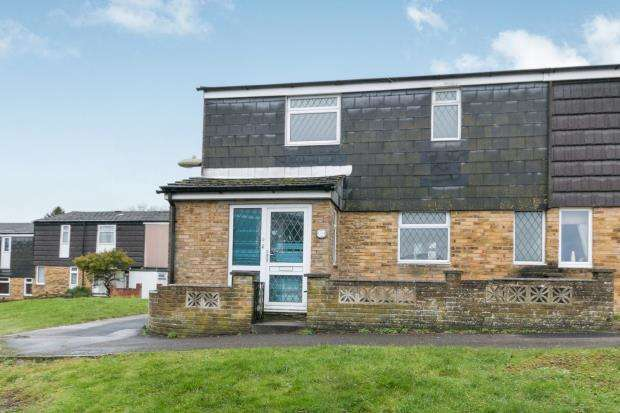3 Bedrooms End Of Terrace House for sale in Basingstoke, Hampshire, .