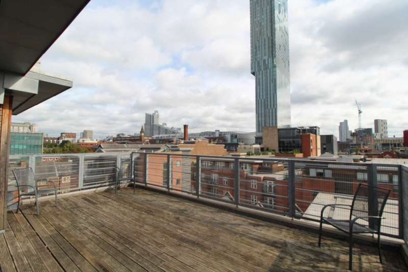 3 Bedrooms Duplex Flat for rent in Collier Street, Manchester