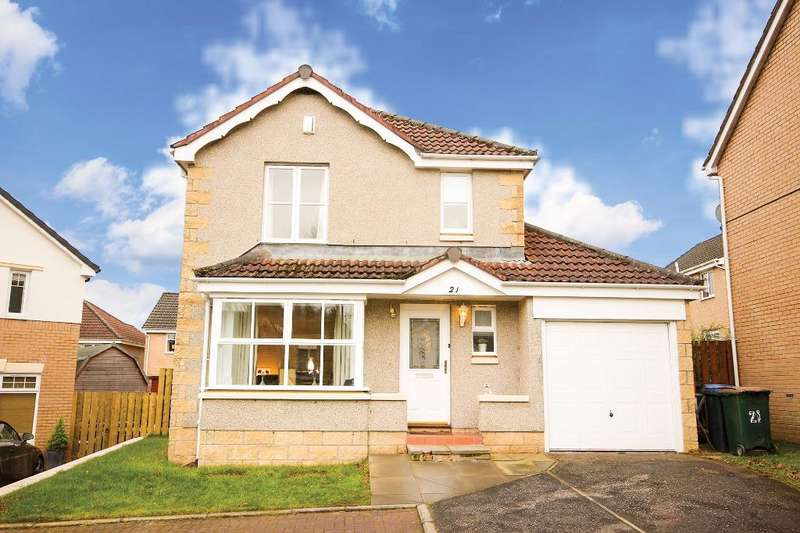 4 Bedrooms Detached House for sale in Innerleithen Way, Perth, Perthshire , PH1 1RN
