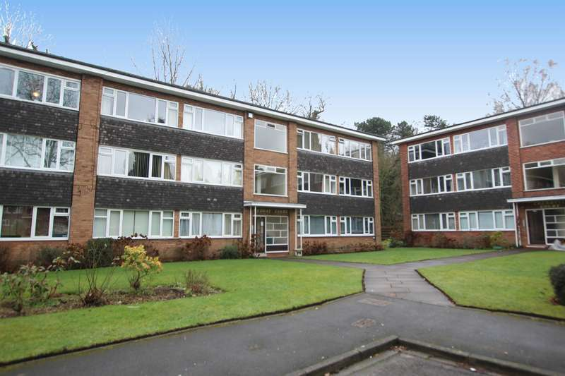 2 Bedrooms Flat for sale in Garrard Gardens, Sutton Coldfield, B73 6DT