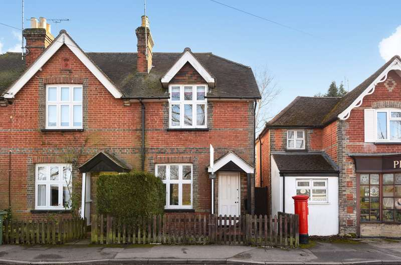 3 Bedrooms End Of Terrace House for sale in Pirbright