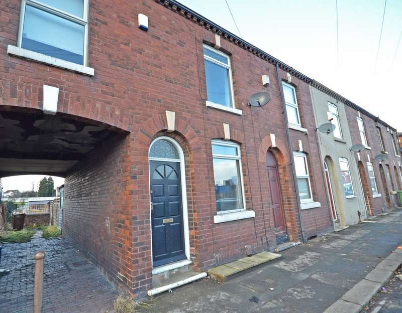 2 Bedrooms Terraced House for sale in Manor Road, Wakefield