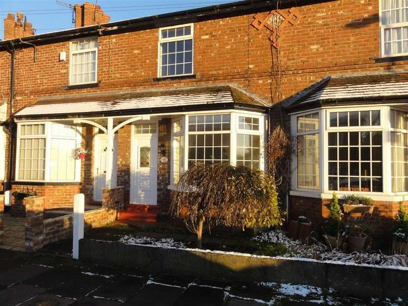 2 Bedrooms Terraced House for sale in Trenchard Drive, Moss Nook