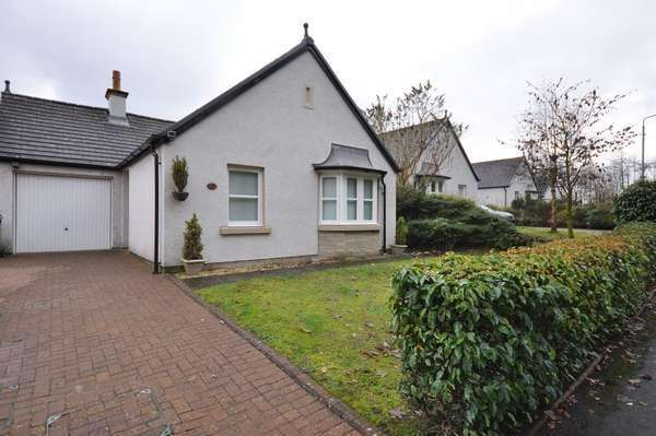 2 Bedrooms Detached Bungalow for sale in 3 Townend Brae, Symington, Kilmarnock, KA1 5RX