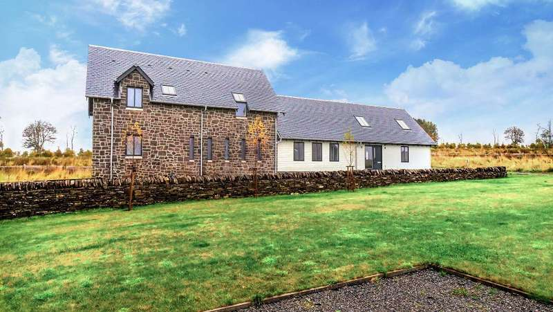 4 Bedrooms Link Detached House for sale in Stonehill, Sheriffmuir Road, Dunblane, Stirling, FK15 0HA