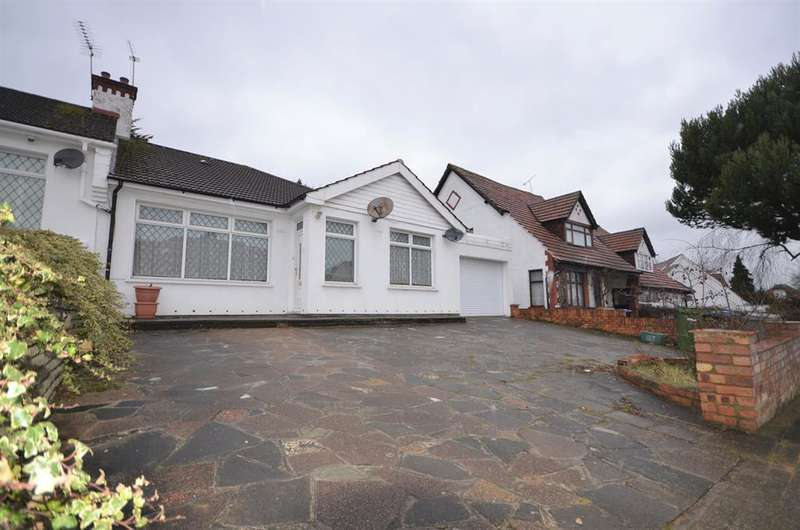 3 Bedrooms Bungalow for rent in Manor Drive, Wembley Park, Middlesex, HA9 8EF