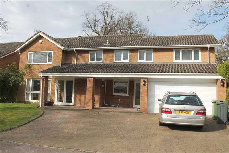 5 Bedrooms Detached House for sale in Antringham Gardens, Edgbaston