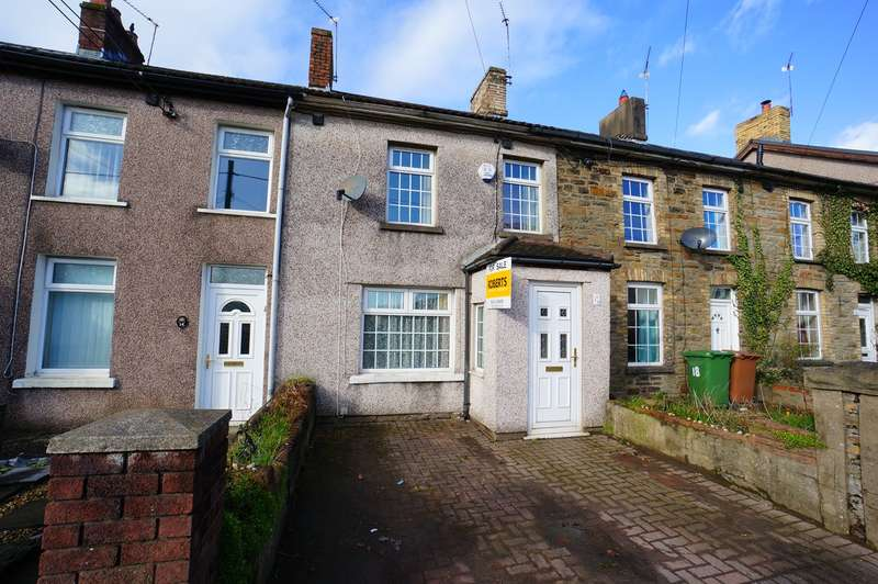 2 Bedrooms Terraced House for sale in Mill Street, Risca, Newport, NP11