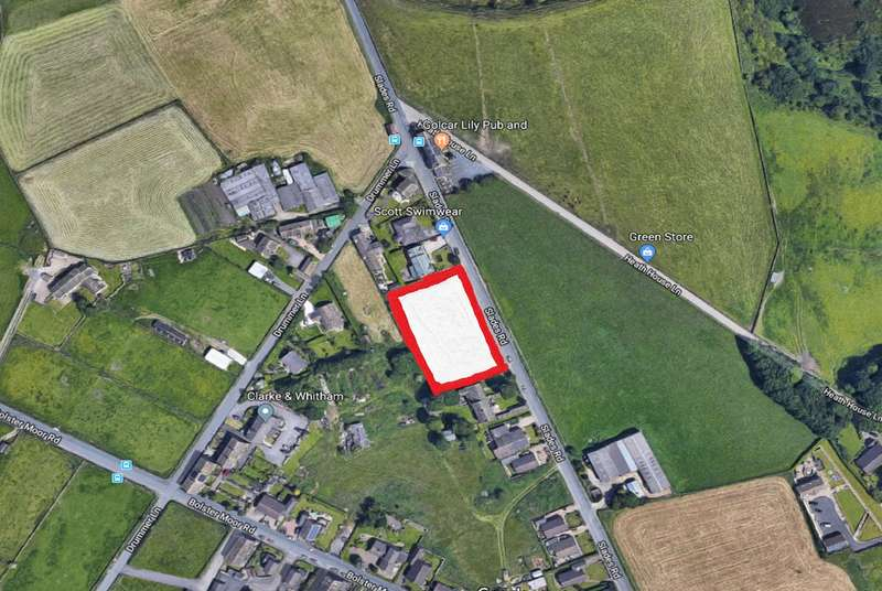 Land Commercial for sale in Residential Development Land with Planning Permission, Bolster Moor, Huddersfield, HD7