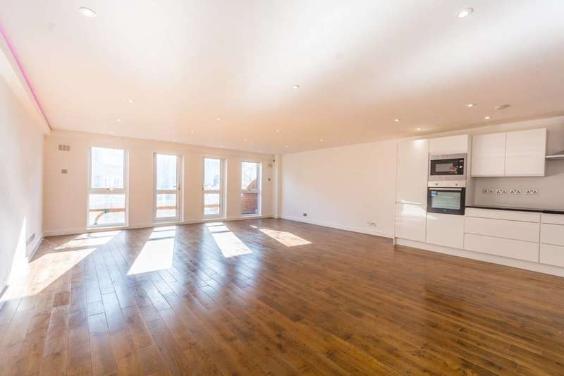 3 Bedrooms Flat for sale in Marlborough Place, St John's Wood, NW8