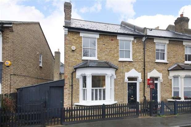 3 Bedrooms Semi Detached House for sale in Calton Avenue, Dulwich Village