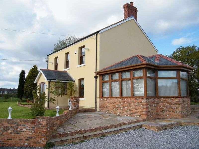 4 Bedrooms Property for sale in Pantlasau Isaf Farm, Morriston, Swansea