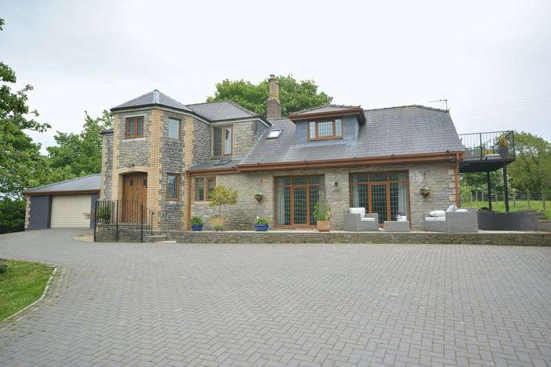 5 Bedrooms Property for sale in Ty Cerrig, Laleston, Bridgend