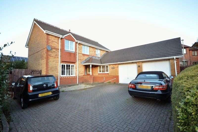 4 Bedrooms Property for sale in 2 Redwing Close, Brackla, Bridgend
