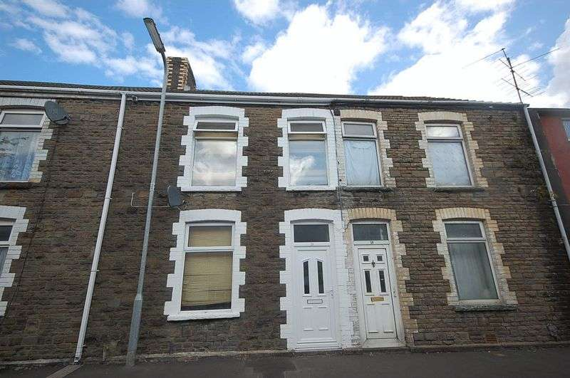 3 Bedrooms Property for sale in 20 Farm Road, Briton Ferry, Neath