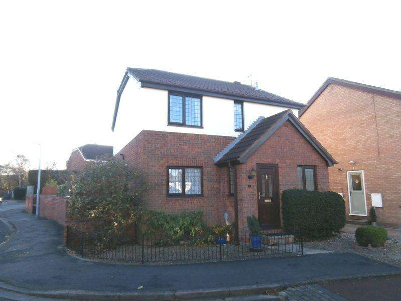 3 Bedrooms Detached House for sale in Conifer Close, Hull